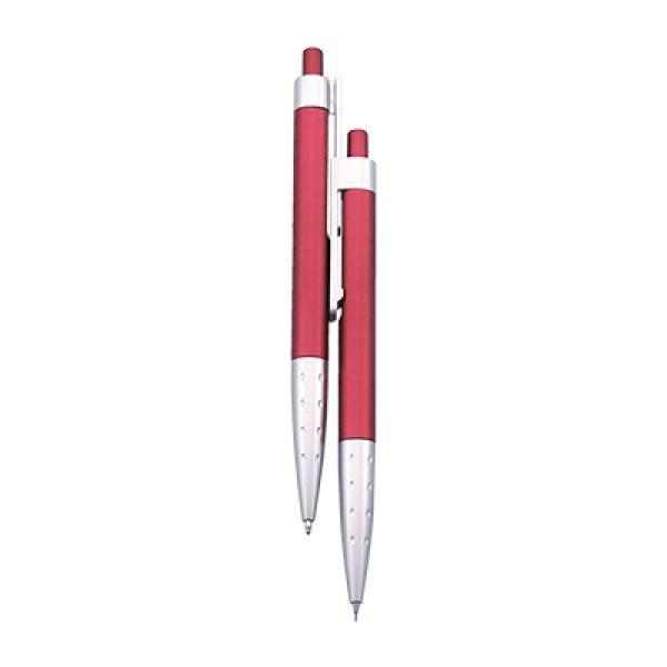 Primo Twin Plastic Pen Set Office Supplies Pen & Pencils Best Deals Give Back FPP1031RED[1]